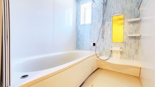 カビ取りキレイな浴室