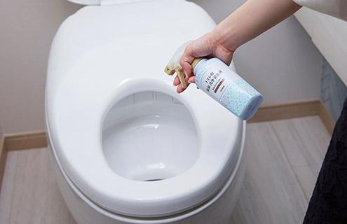 ダスキントイレ用除菌・洗浄・消臭剤