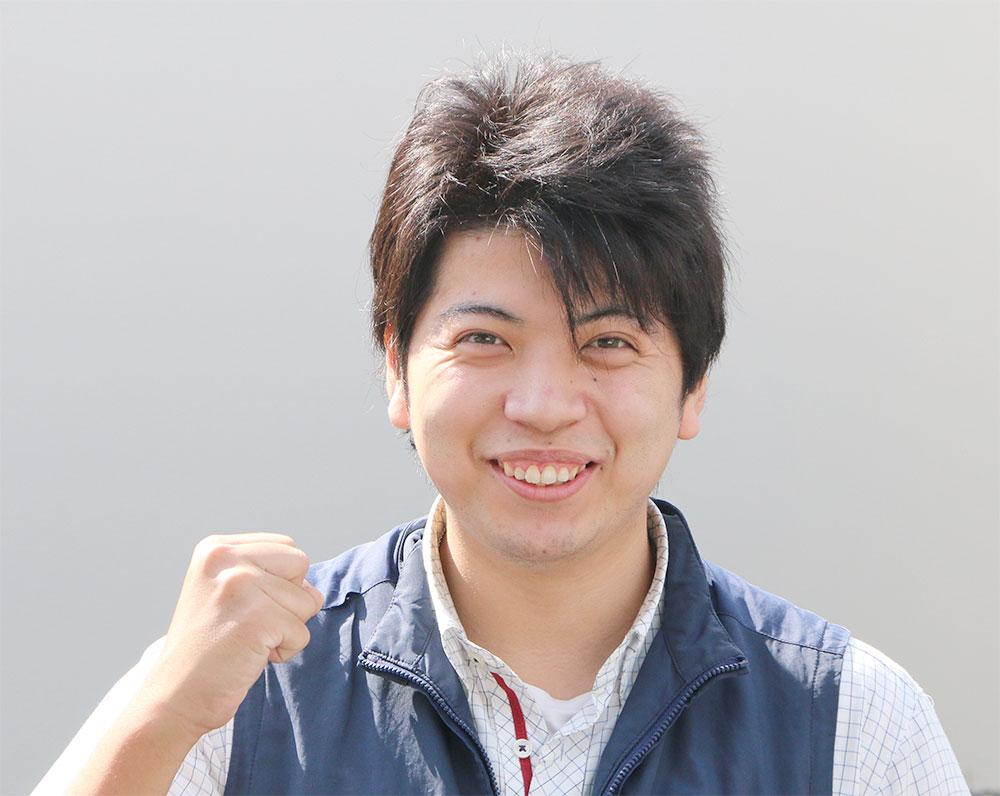 新島隼斗プロフィール写真
